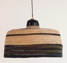 Load image into Gallery viewer, 'High Life' Hand Woven Pendant, Large - Noisette
