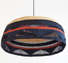 Load image into Gallery viewer, 'Shadow' Hand Woven Pendant - Ginger