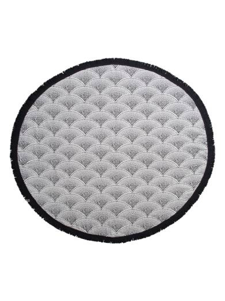 The Amaroo Round Towel