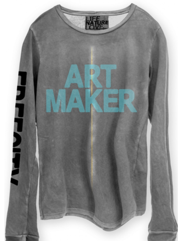 Mens Art Maker LS T-Shirt