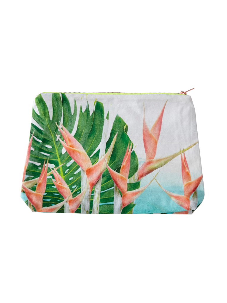 Heliconia Dream Pouch