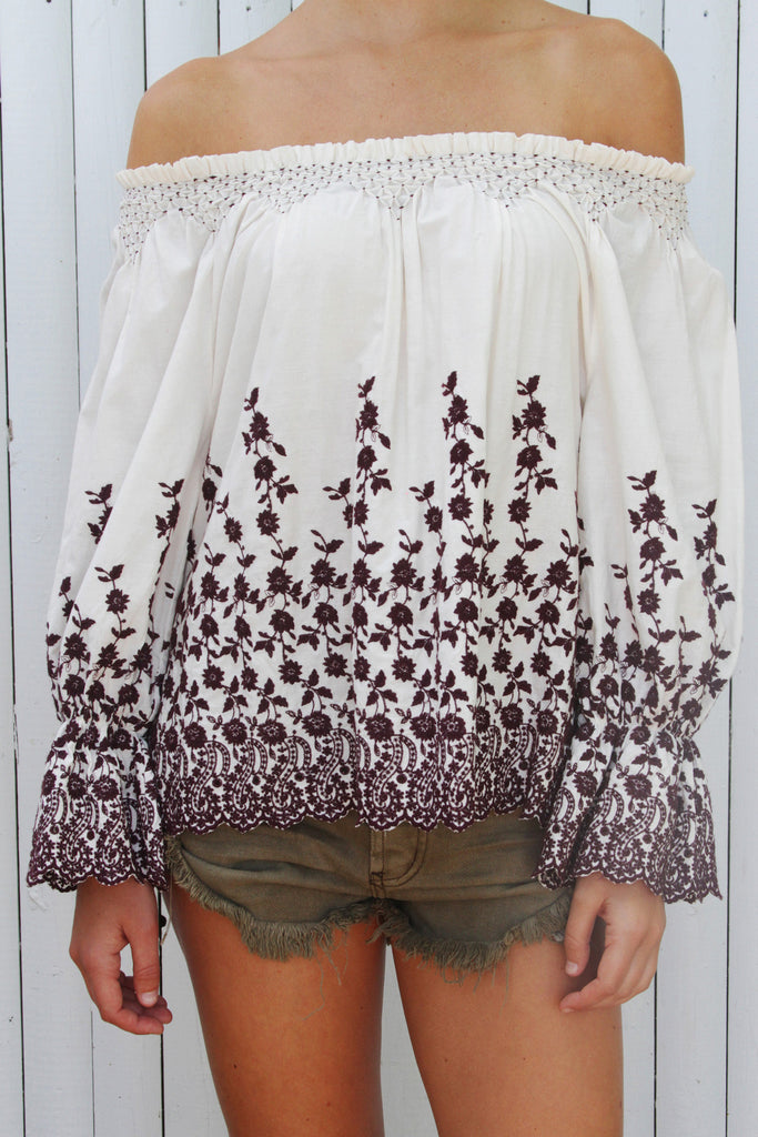 Marya Blouse