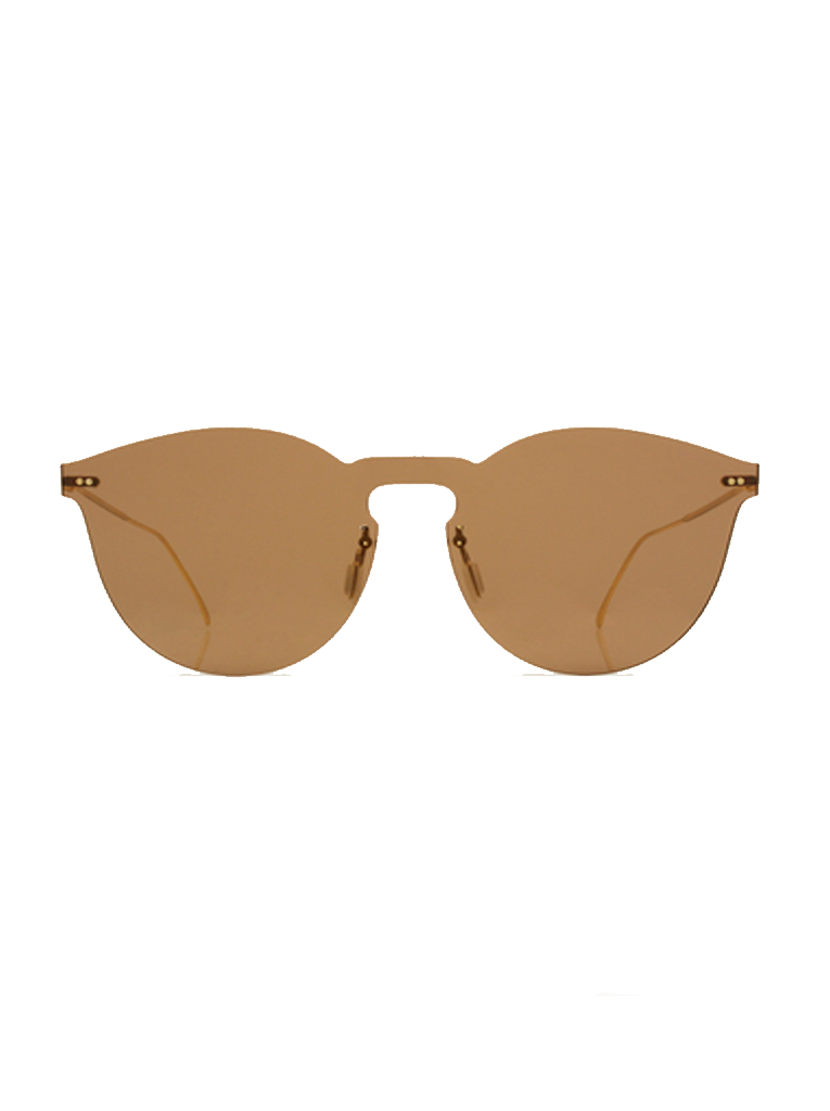 Leonard Mask Sunglasses | Bronze