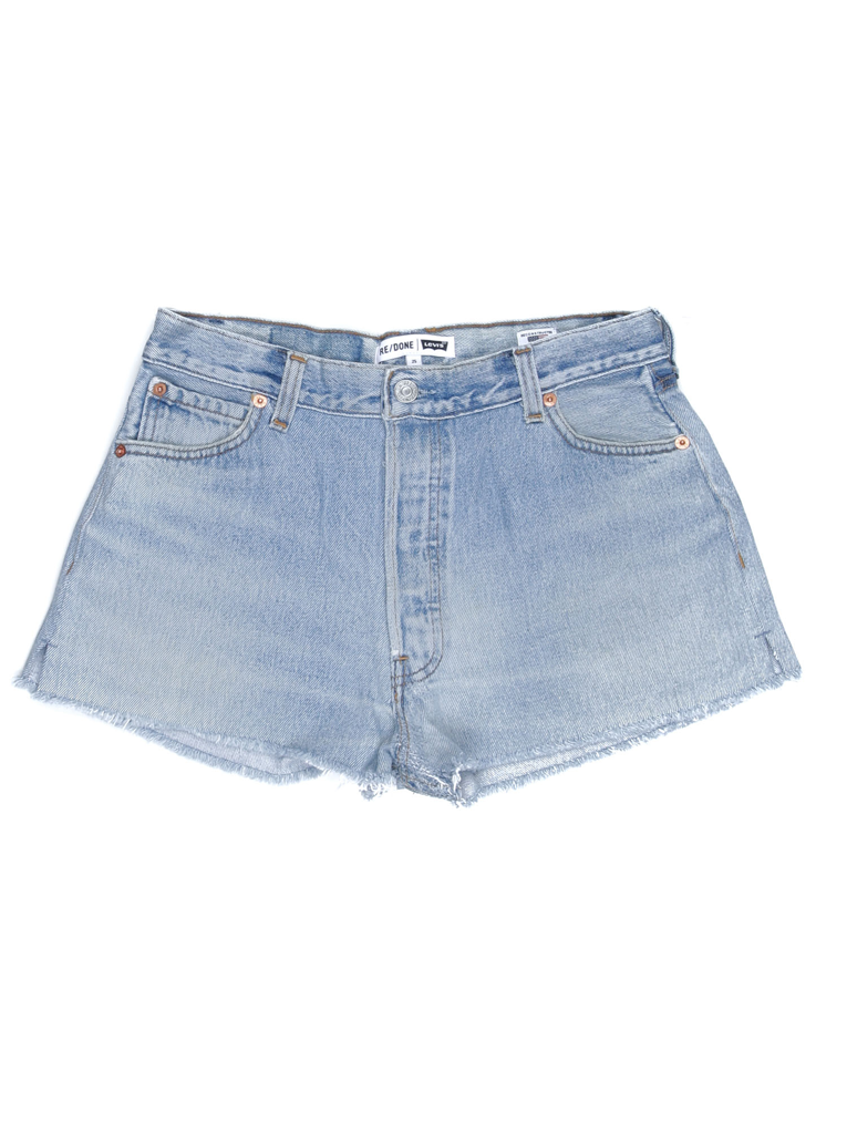 The Short | Denim