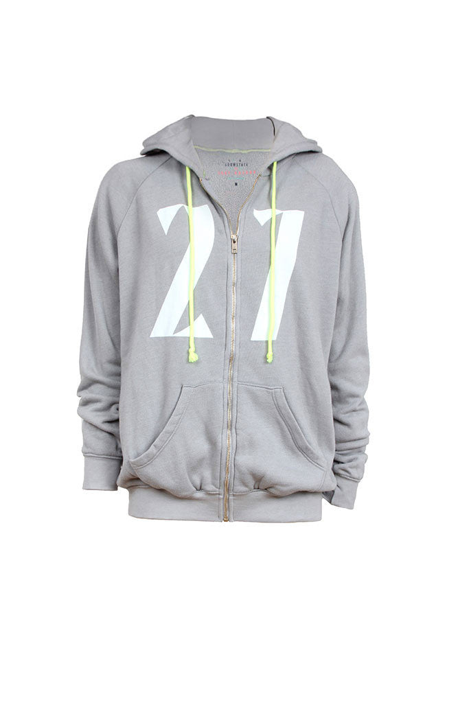 Sunrise Zip Sweatshirt