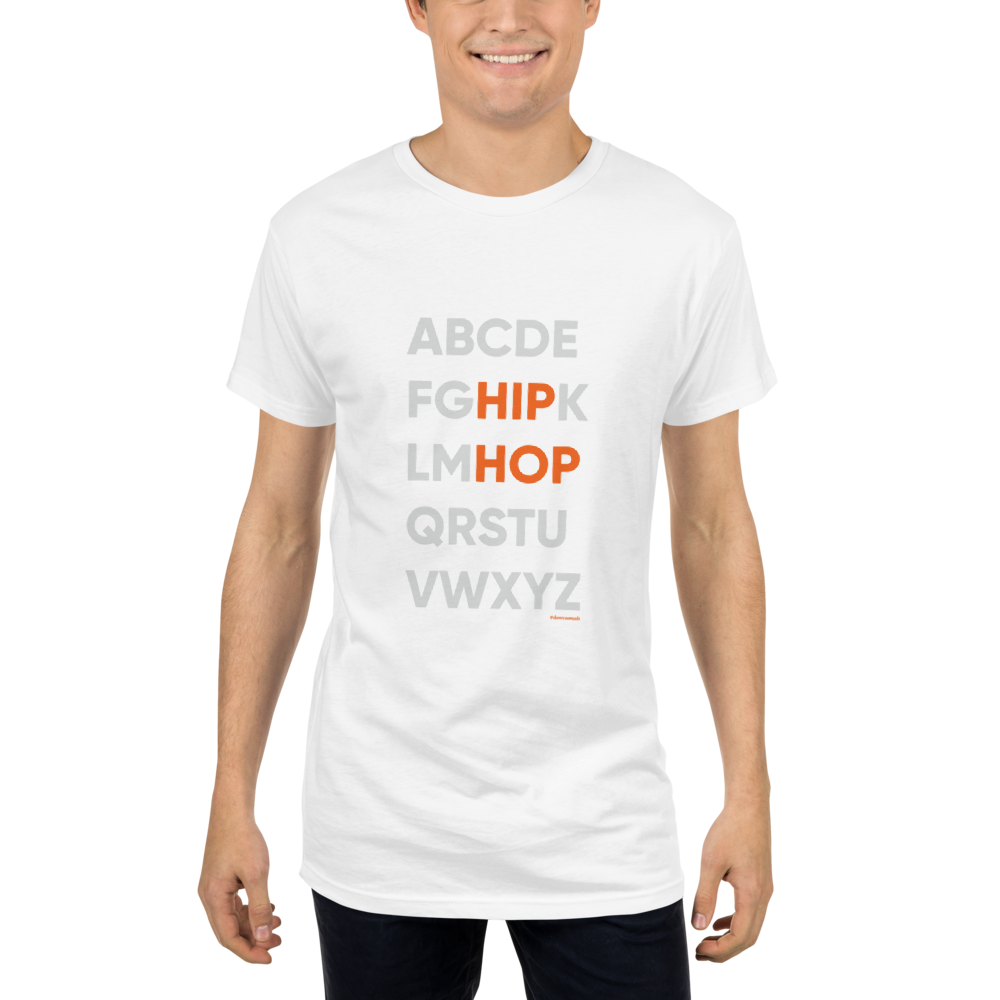 Hip Hop Dance Urban Long Fit Shirt for Men
