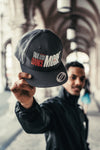 Talk Less Dance More snapback dark grey