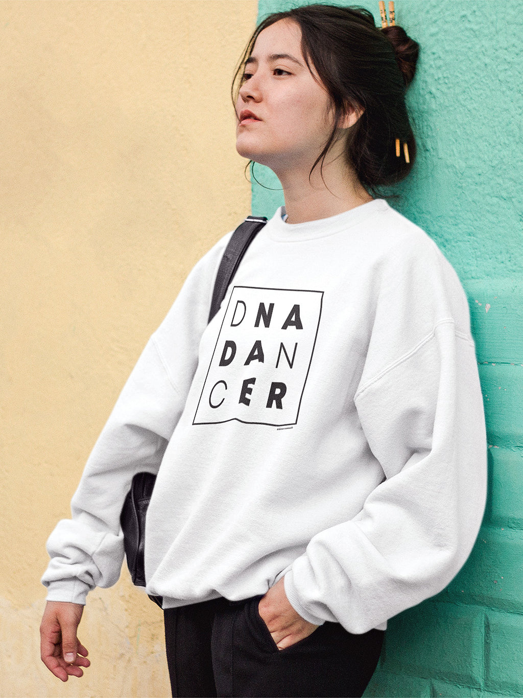 DNA Dancer Unisex Sweater