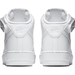 "Nike Air Force 1 Mid 07 ""White/White"""