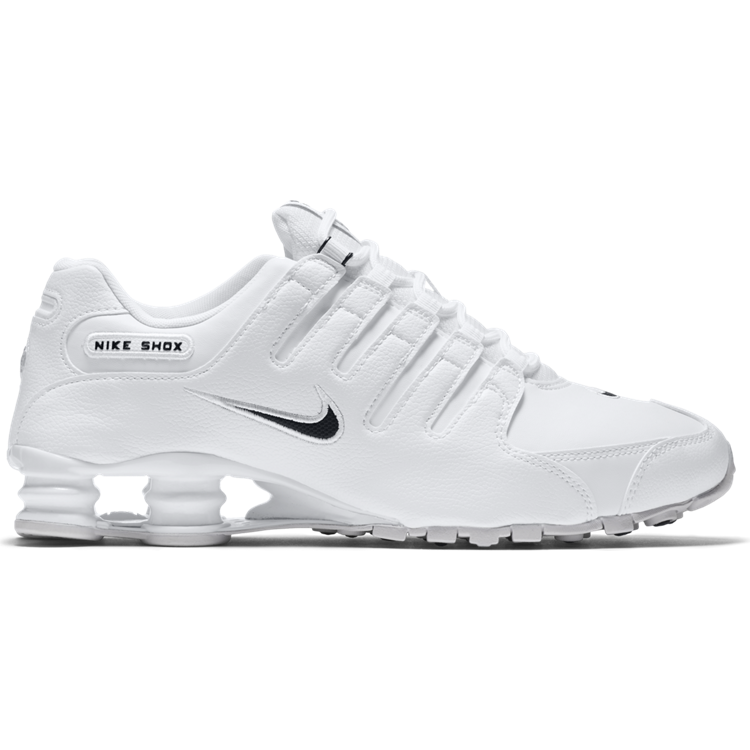 "Nike Shox NZ EU ""WHITE/BLACK"""
