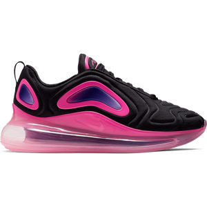 "Nike Air Max 720 ""BLACK/BLACK-PINK BLAST-REGENCY PURPLE"""