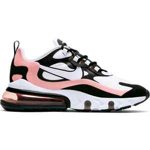 "WMNS Nike Air Max 270 React ""BLACK/BLEACHED CORAL-METALLIC GOLD"""
