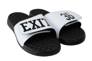 "EXIT 36 Mantra Slide ""Black/White"" - Exit 36 - 1"