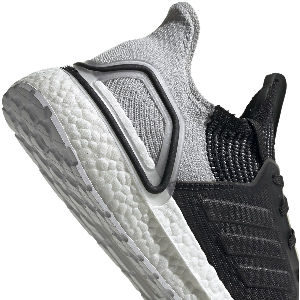 "adidas Ultraboost 19 ""CORE BLACK/ GREY SIX/ SHOCK CYAN"""