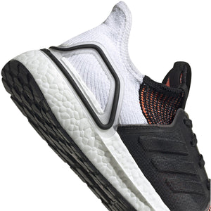 "adidas Ultraboost 19 ""CORE BLACK/FTWR WHITE/SOLAR ORANGE"""