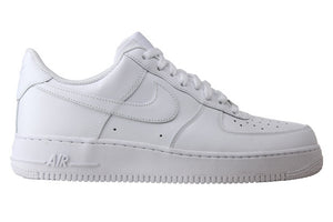 "Nike Air Force 1 '07 ""White/White"" - Exit 36 - 1"