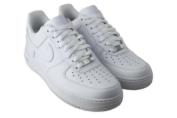 "Nike Air Force 1 '07 ""White/White"" - Exit 36 - 2"