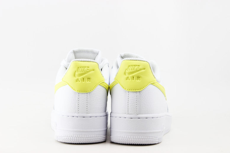 "Nike WMNS Air Force 1 '07 ""White/ Yellow Pulse"""