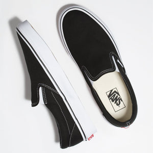 "Vans Classic Slip-On ""Black/White"""