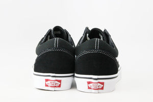 "Vans Old Skool ""Black/White"""