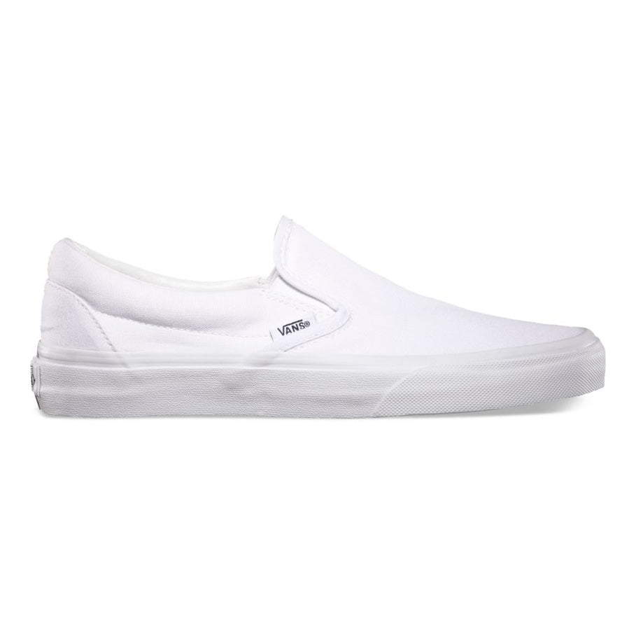 "Vans Clasic Slip-On ""True White"""