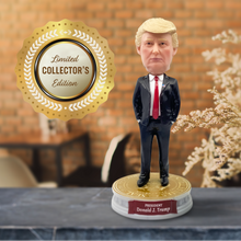 Load image into Gallery viewer, President Donald Trump Bobblehead • Limited Collector's Edition