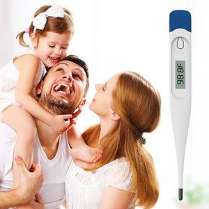 Vvandr Digital Temperature Oral Thermometer For Adult & Baby Ships Today In Us Thermometers