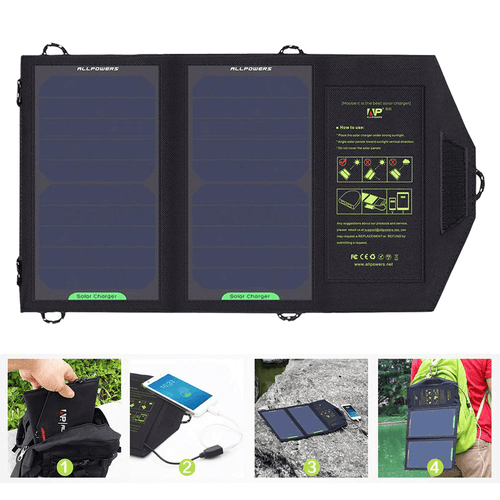 ALLPOWER Portable Solar Panel