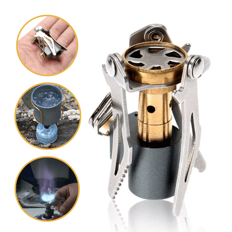 EMBER™️ ALL-IN-ONE Portable Camping Stove