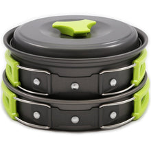 Load image into Gallery viewer, MEZT - Camping Cookware Kit