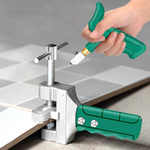 Glass and Tile Cutting Tool Set
