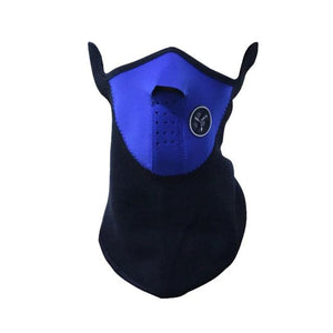 Unisex Anti-Cold Fleece Mask