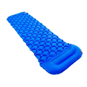 Inflatable Mat Pad w/Pillow