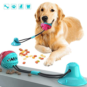 Tuggy™ - teeth cleaning, IQ treat, tug toy