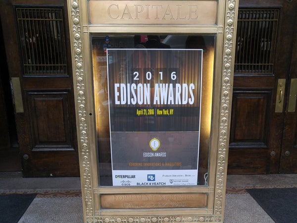 Finalist for Edison Award