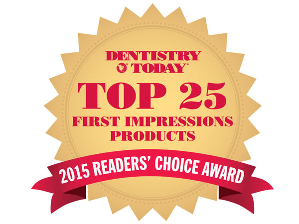 Top 25 First Impressions Award