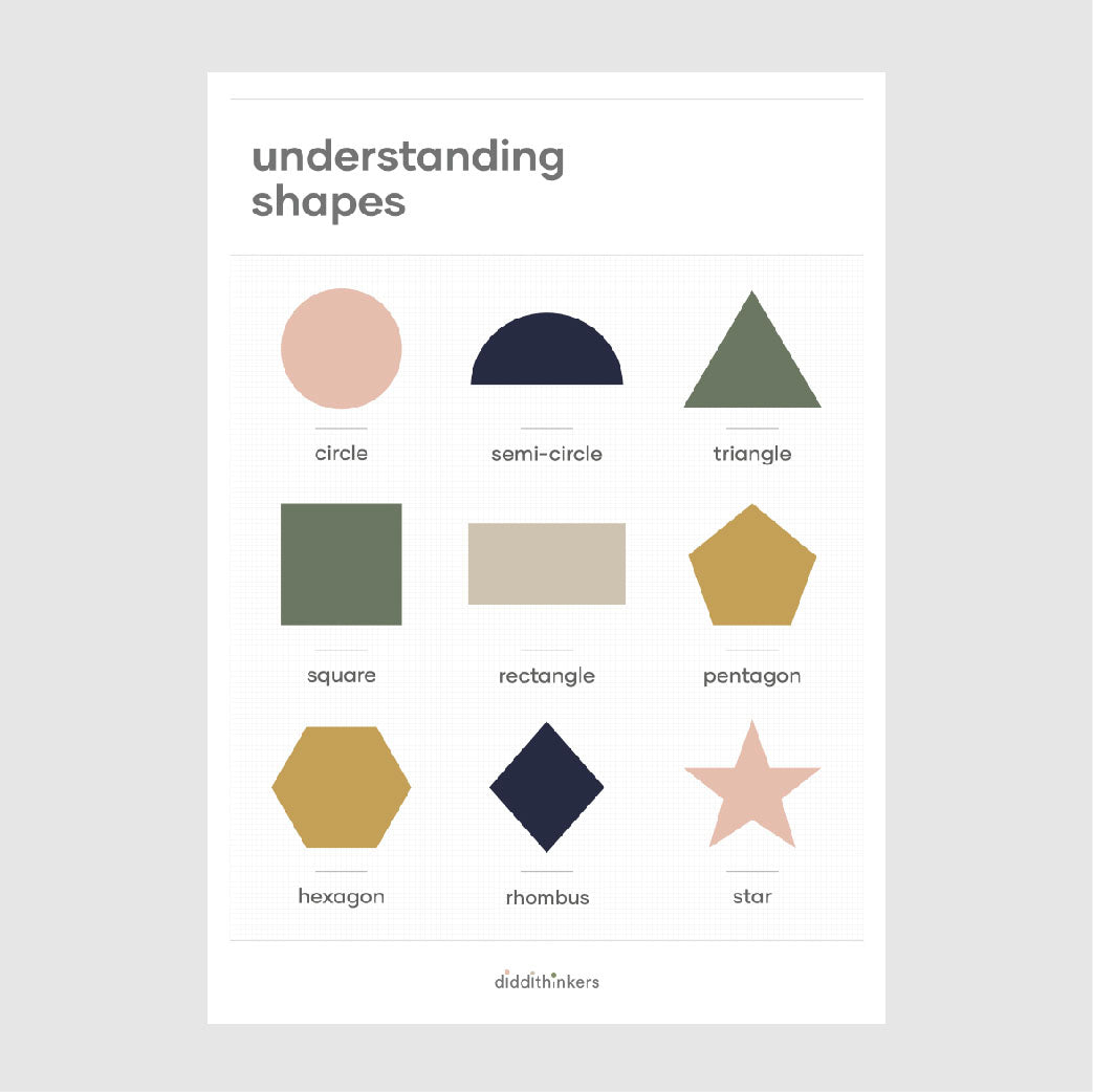 understanding shapes