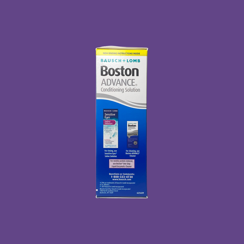 Boston Advance Conditioning Solution, 3.5oz