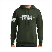Load image into Gallery viewer, American Patriot Hoodie