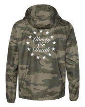 Load image into Gallery viewer, Liberty Or Death Windbreaker