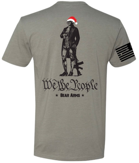 X-Mas George Washington AR15