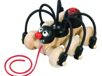Picture of Itsy Bitsy Spider Pull Toy