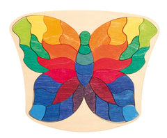 Grimm's: Butterfly Wooden Puzzle