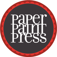paper paint press logo
