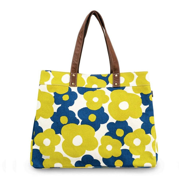 Hana Lane Canvas Carryall Tote