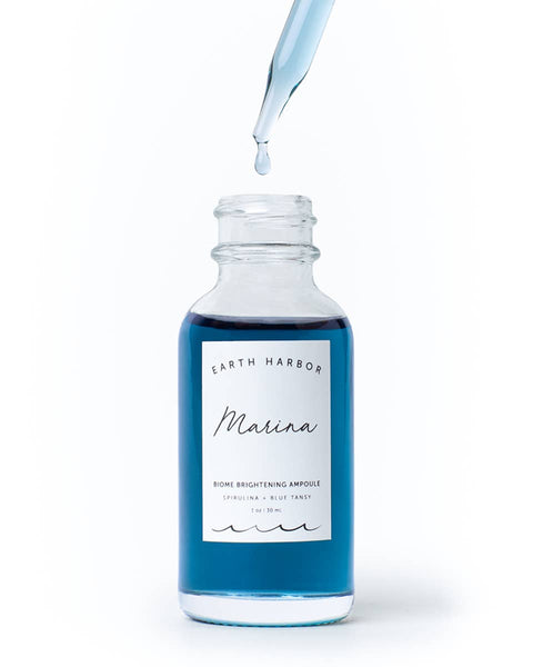 Brightening Elixir: Blue Tansy + Squalane