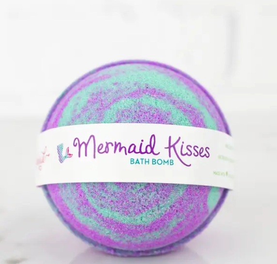 Mermaid Kisses Bath Bomb