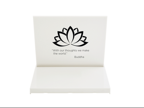Mini Buddha Board (White)