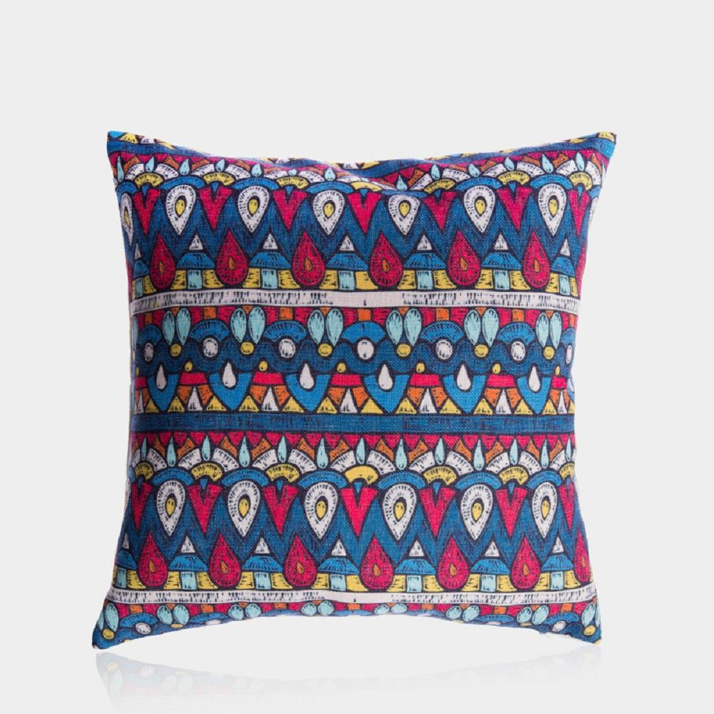 "Gypsy Pillow Cover 18"" x 18"""