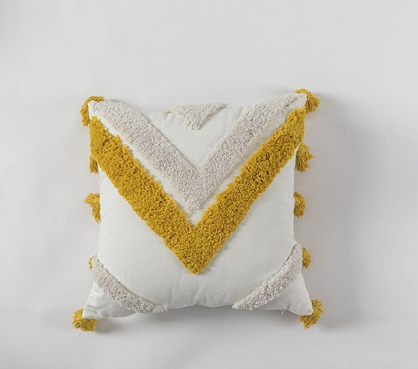 Color Splash Moroccan Style Pillow Covers